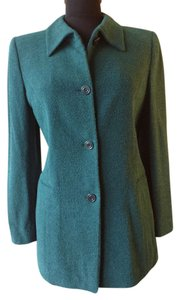 Joan & David & Size 10 Coat Green Jacket