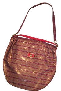 Marc Jacobs New Tote in Purple, Red, Gray