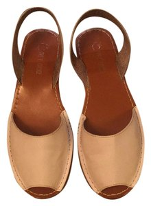 Other white, brown Wedges