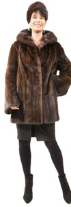 Other Mink Mink Jacket Mink Fur Fur Real Fur Ranch Mink Fur Coat