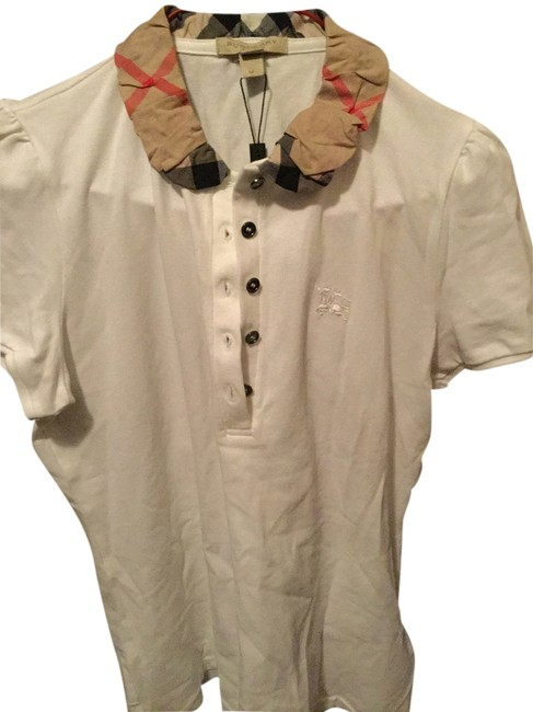 Item - White Polo Activewear Top Size 10 (M, 31)