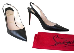 Christian Louboutin Black Kid Pumps
