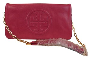 Tory Burch Magenta Clutch