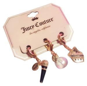 Juicy Couture Juicy Couture 3-set Charms for necklaces or bracelets