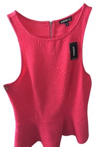 Express Top Hot pink