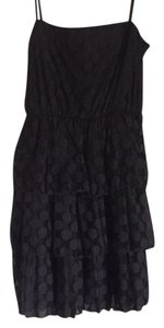 City Studios short dress Blac on Tradesy