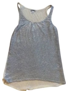 Express Top Silver and cream