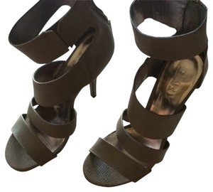 DKNY Taupe Sandals