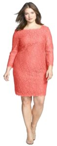 Adrianna Papell Lace Plus Plus-size Dress