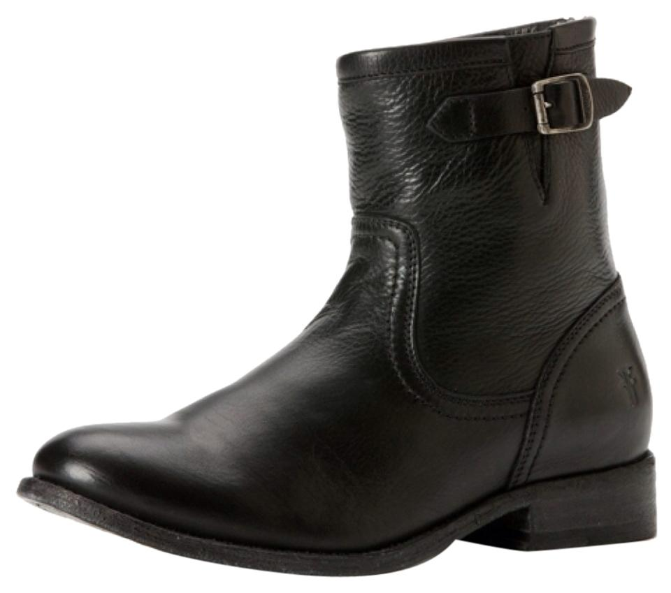 ladies Frye retail Black Pippa Short Boots/Booties retail Frye price 8c433d