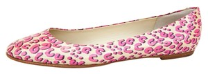 Louis Vuitton New Cheetah Pink Flats