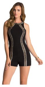 bebe Club Embellished Dress