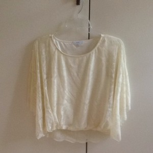 Mystree Top Off white