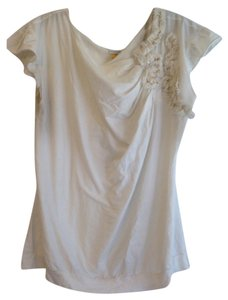Leifsdottir T Shirt Cream