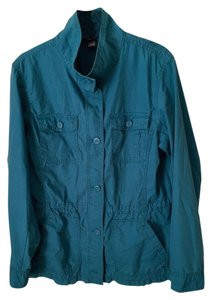 Eddie Bauer Sea Blue Jacket