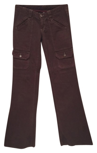 Item - Brown Military Style Pants Size 0 (XS, 25)