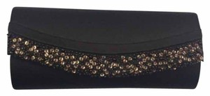 Carlo Fellini Brown Clutch