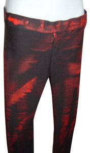 Other Agatha Resurrection Le Cheteau Theater Straight Pants Black with Zombie Blood