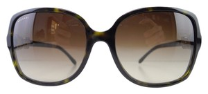 BVLGARI New BVLGARI Sunglasses 8120-B 504/13 Havana Gradient Acetate Full-Frame 57mm Italy