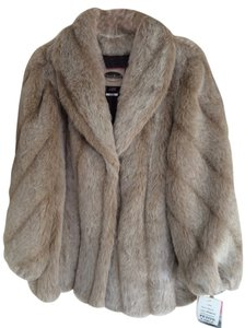 Mark Reed Faux Fur Fur Coat