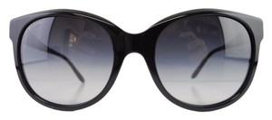 BVLGARI New BVLGARI Sunglasses 8122 501/8G Black Gradient Acetate Full-Frame 57mm Made in Italy