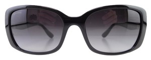 BVLGARI New BVLGARI Sunglasses 8099-B 901/8G Black Gradient Acetate Full-Frame 55mm Made in Italy