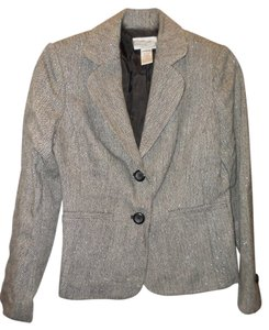 Chadwicks Wool Blend Black Blazer