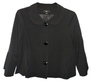 BCX Cropped Jacket Black Blazer