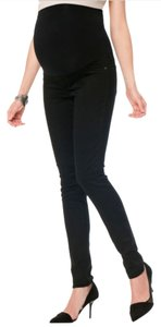 AG Adriano Goldschmied AG Jeans the Legging 5 Pocket Maternity Pants in Navy