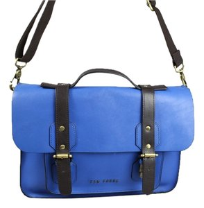 Ted Baker Blue Messenger Bag