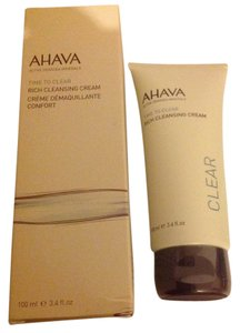 AHAVA New ahava time to clear rich cleansing cream 100ml