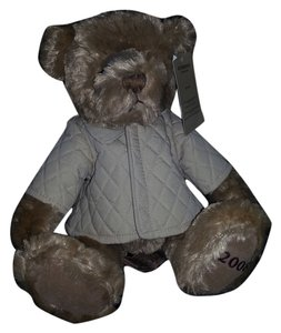 Burberry New with tags, Burberry Tan Plush Fragrance Teddy Bear, 2008