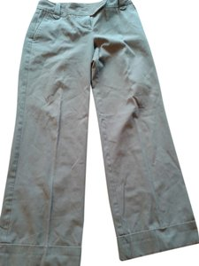 Taylor loft Capri/Cropped Pants grey