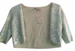 Barneys Co-Op Sequined Cashmere Cardigan