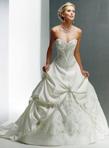 Maggie Sottero Monalisa Wedding Dress