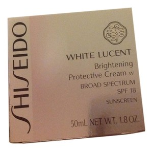 shiseido Brand new shiseido white lucent brightening protective cream SPF 18