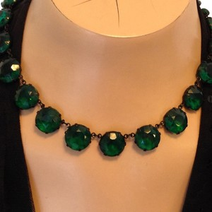 Other Emerald Green Necklace