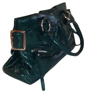 Cato Satchel in Emerald