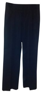 Banana Republic Long Trouser Pants Black