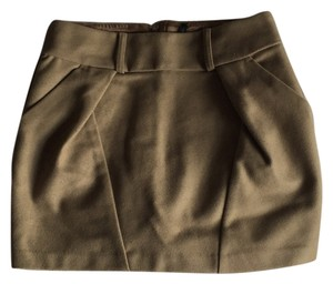 United Colors of Benetton Mini Skirt Camel