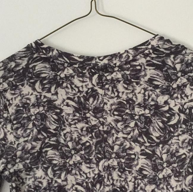 Club Monaco T Shirt Grey floral