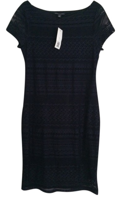 Preload https://img-static.tradesy.com/item/6658246/banana-republic-dark-navy-knee-length-formal-dress-size-8-m-0-1-650-650.jpg