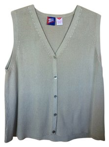 Tail Cardigan Golf Vest