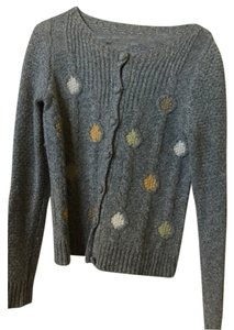 Preload https://item3.tradesy.com/images/anthropologie-gray-cardigan-sweaterpullover-size-2-xs-6658852-0-1.jpg?width=400&height=650