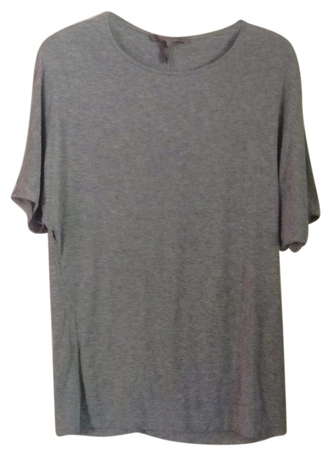 Preload https://img-static.tradesy.com/item/6658855/halston-gray-wash-modele-tee-shirt-size-6-s-0-0-650-650.jpg