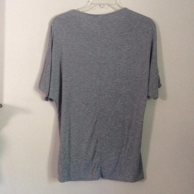 Halston T Shirt Gray wash