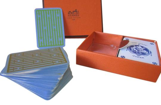 Preload https://img-static.tradesy.com/item/6659071/hermes-multicolor-playing-cards-set-of-2-decks-0-0-540-540.jpg