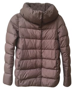 Herno Goose Down Italian Puffer Brown Jacket