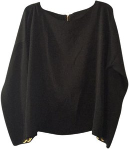 Rachel Roy Top Black/gold