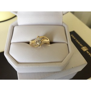 Littman Jewelers Yellow Gold Engagement Ring